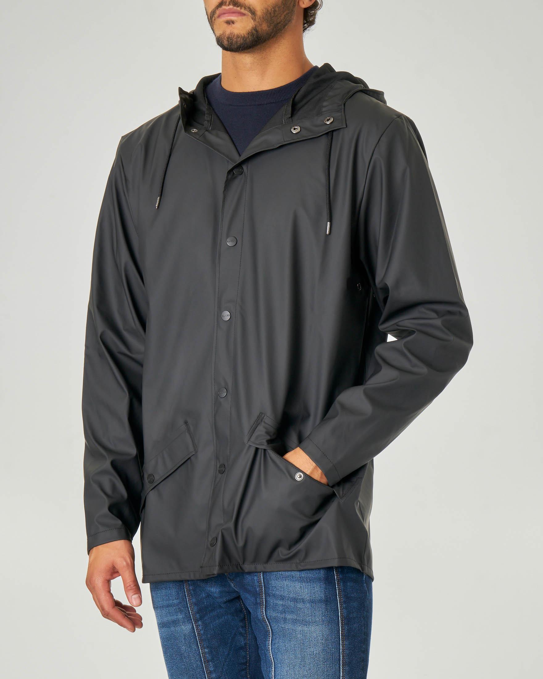 Impermeabile Jacket nero