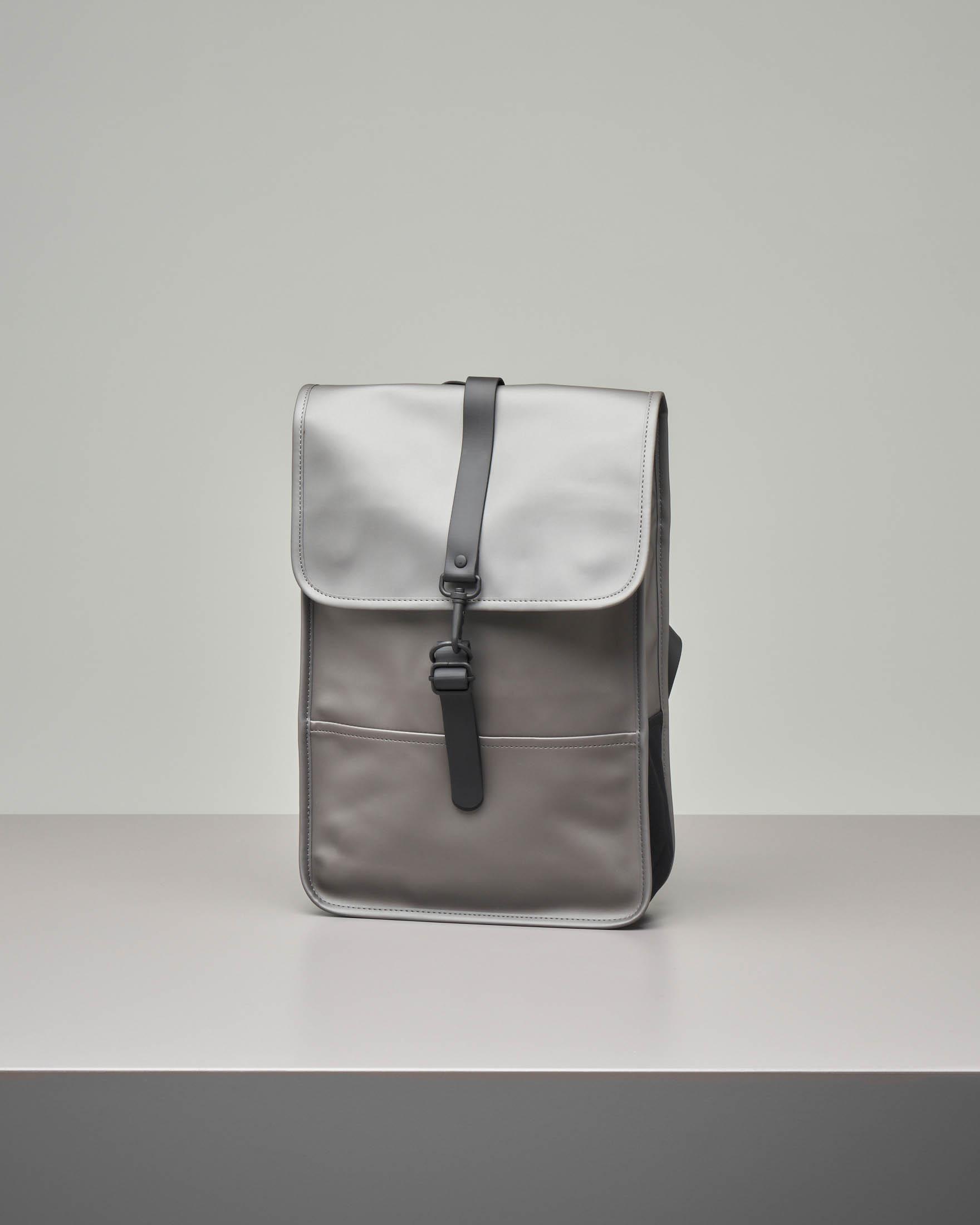 Zaino backpack mini grigio