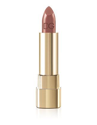 Image of DOLCE & GABBANA classic cream rossetto a lunga tenuta makeup colore 130 honey