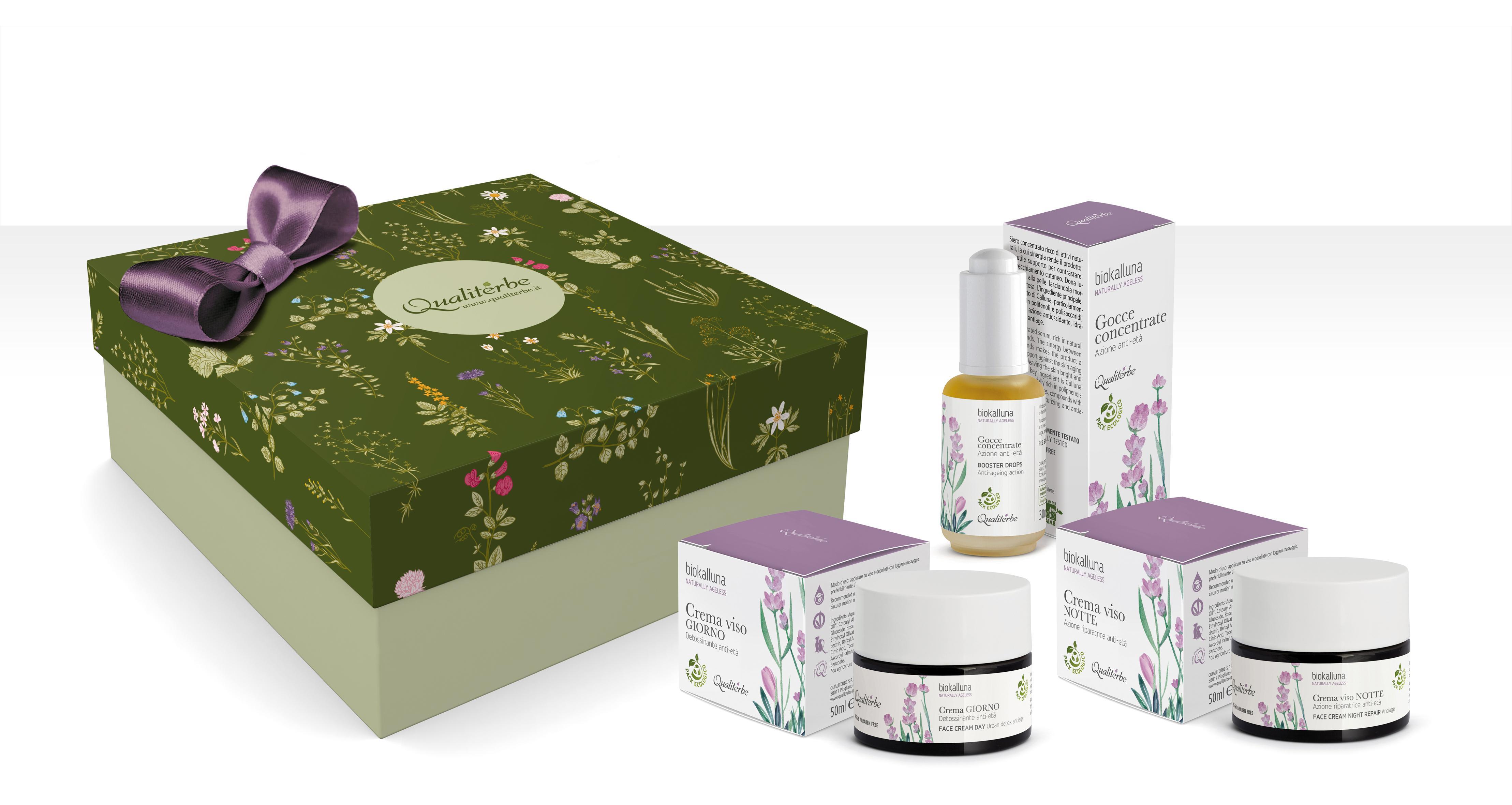 Quality Bio Naturally Ageless Full Line Gratis spedizione e confezione regalo Biokalluna