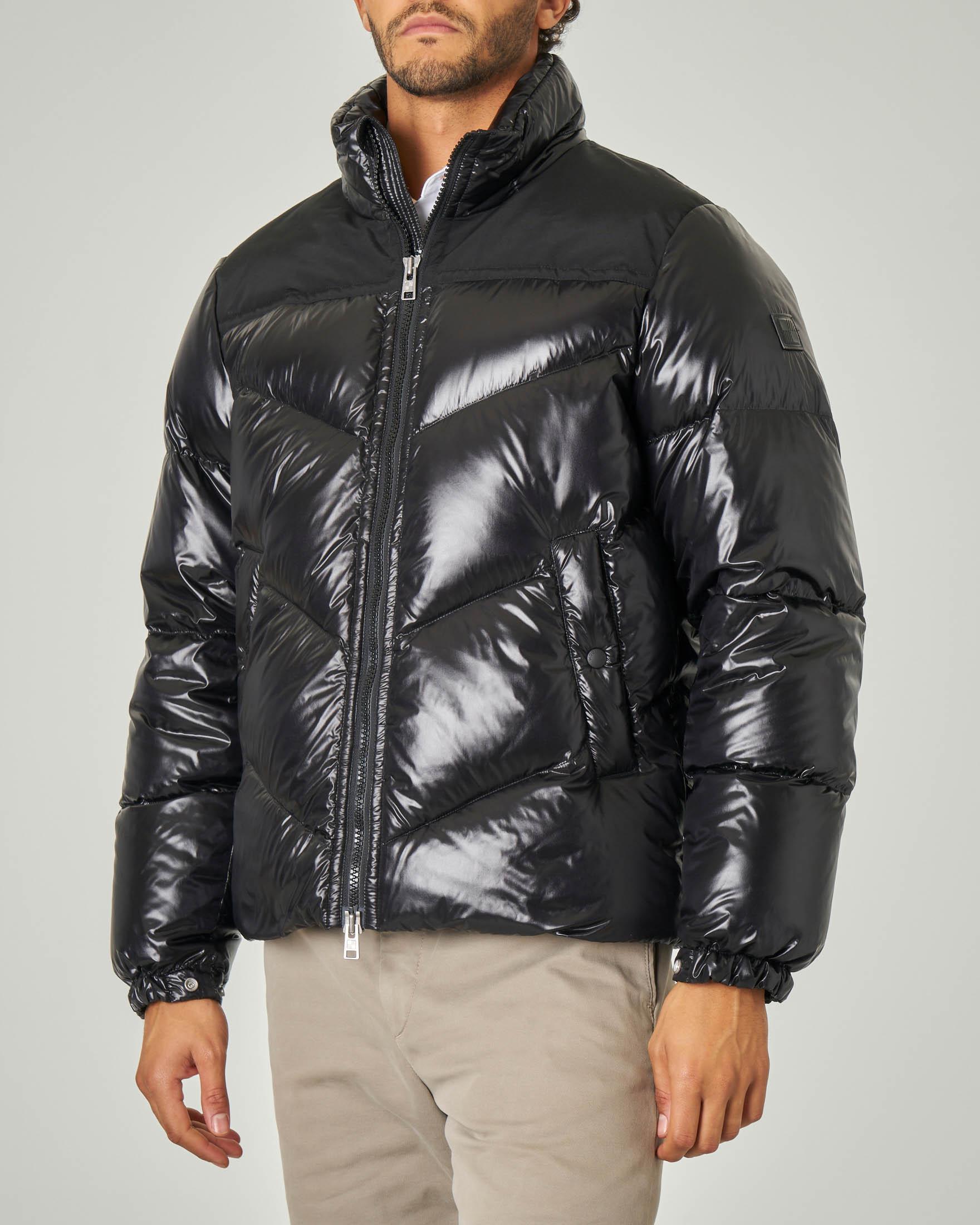 Logo Arctic Jacket nera