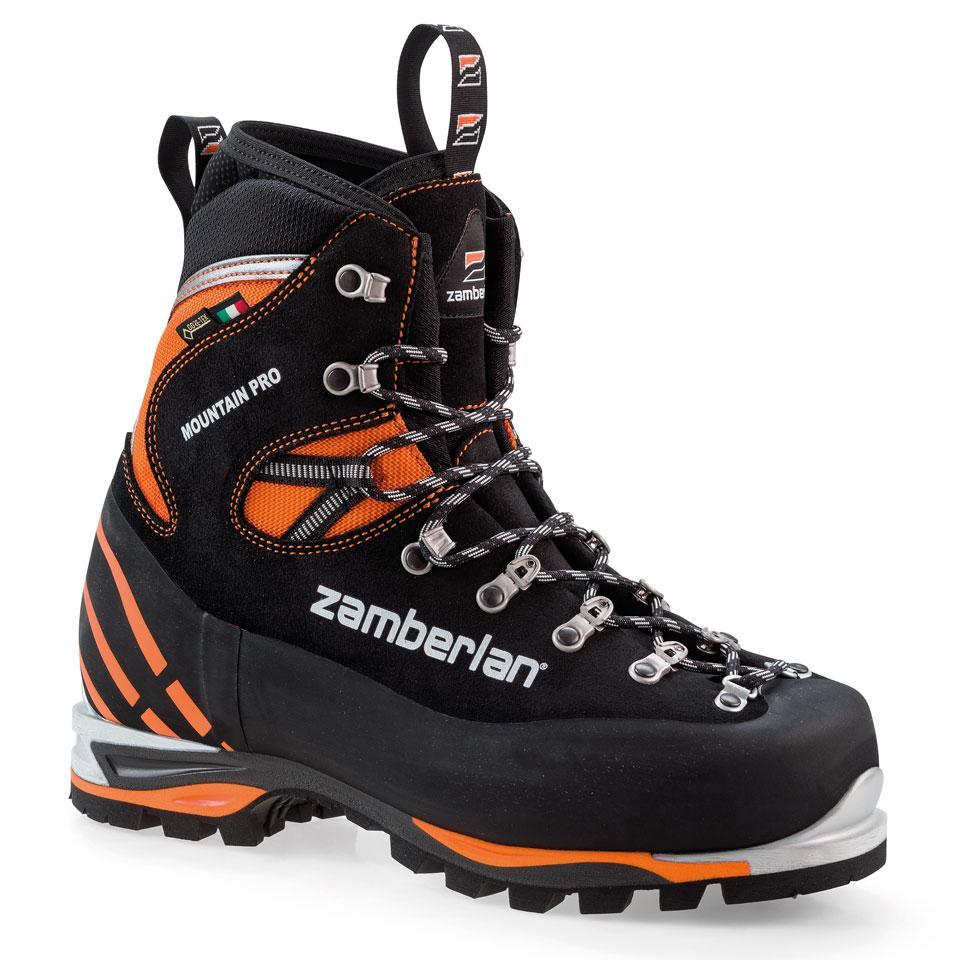 2090 MOUNTAIN PRO EVO GTX® RR   -   Men's Mountaineering  Boots   -   Black/Orange