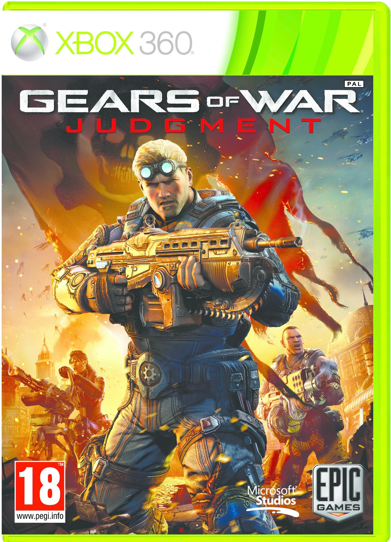 Microsoft Gears of War: Judgment, Xbox 360 ITA