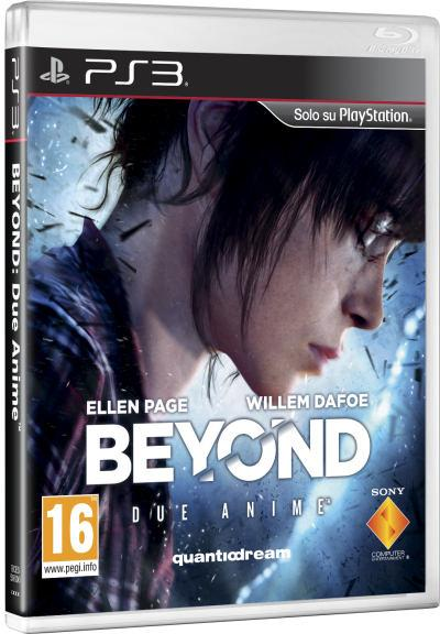 Sony BEYOND: Due Anime, PS3 ITA PlayStation 3