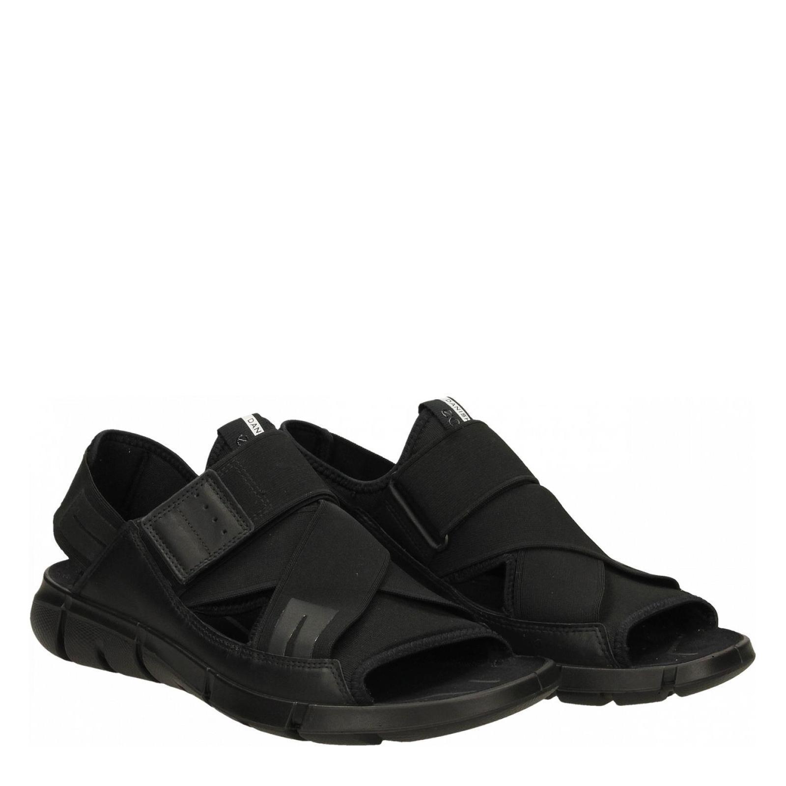 Intrinsic Sandal Black/Black Toffel/Tex