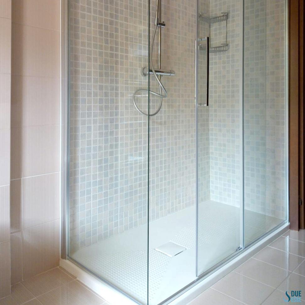Sostituizione vasca da bagno con doccia