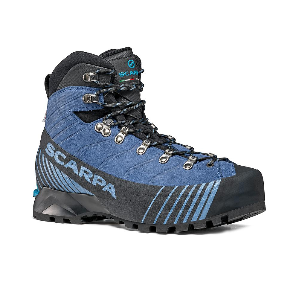 RIBELLE HD   -   Lightweight for fast and light mountaineering, via ferratas   -   Blue-Ocean