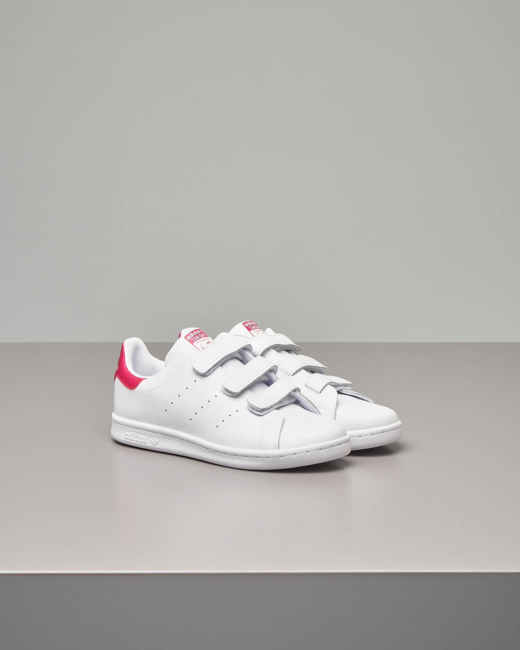scarpe adidas strappo bambini 35