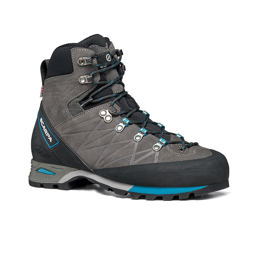 MARMOLADA PRO  HD   -   Backpacking boots   -   Shark-Octane / Last Medium