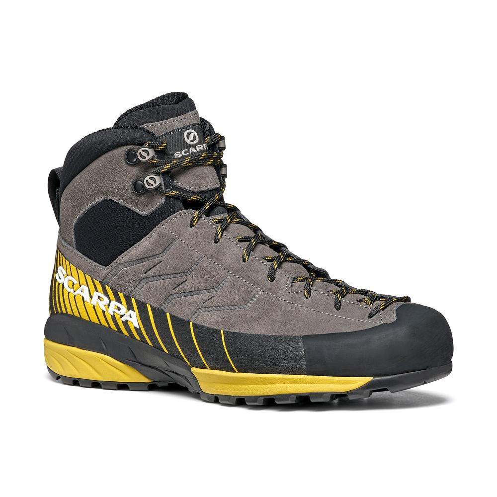 MESCALITO MID GTX   -   Technical approach, excursions on wet terrain   -   Tiatnium-Cistrus