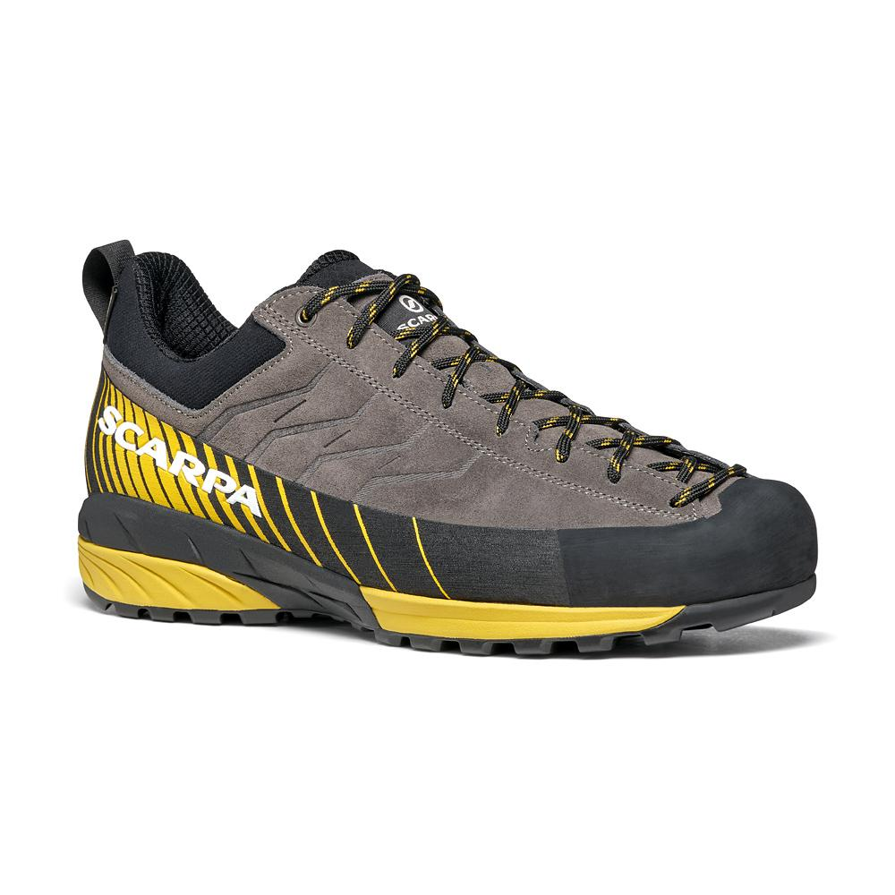 MESCALITO GTX   -   Technical approach, via ferratas, excursions on wet terrain   -   Titanium-Citrus