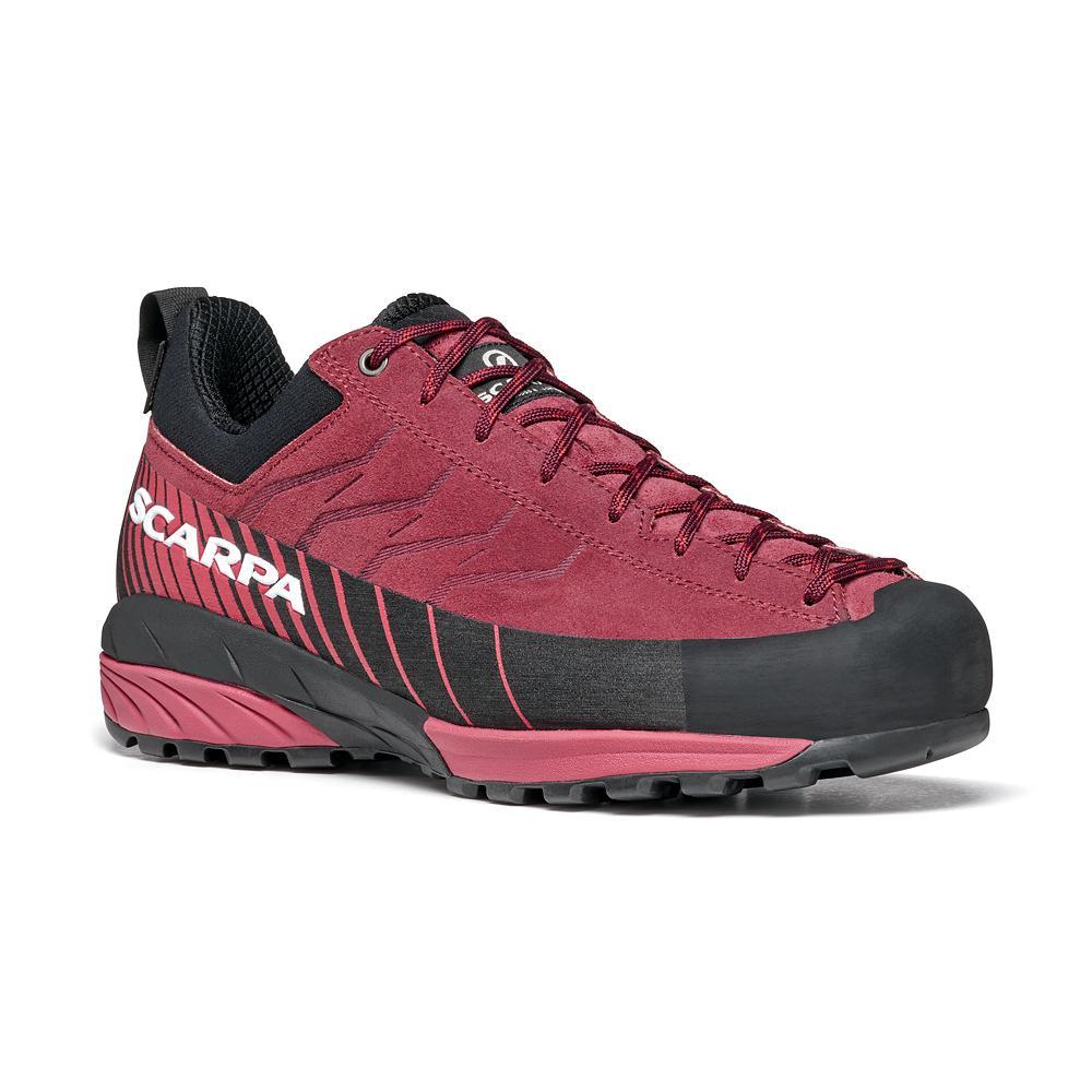 MESCALITO GTX WOMAN   -   Avvicinamento tecnico, Escursioni su bagnato   -   Brown Rose-Mineral Red