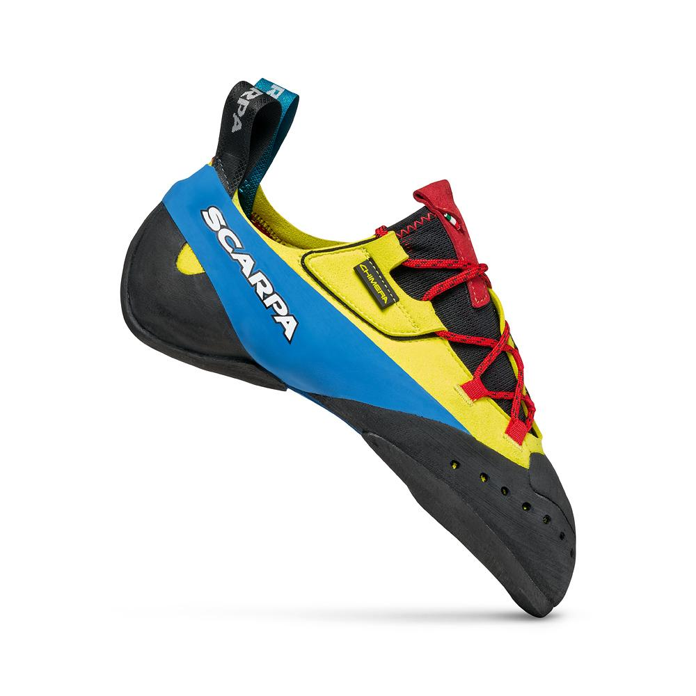 CHIMERA   -   Specialized Performance   -   Yellow-Black-Vivid Blue