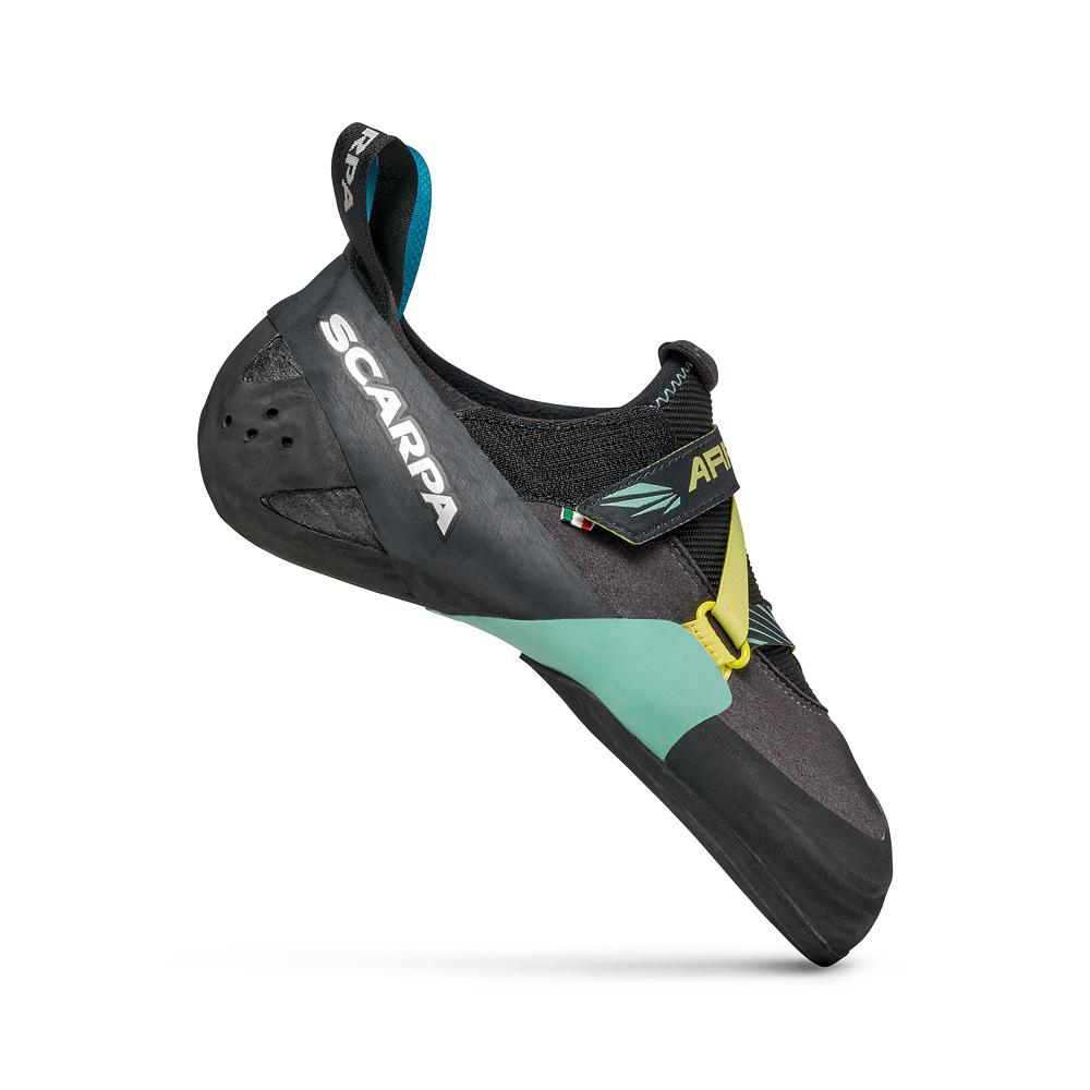 ARPIA WOMAN   -   Precision   -   Black-Aqua