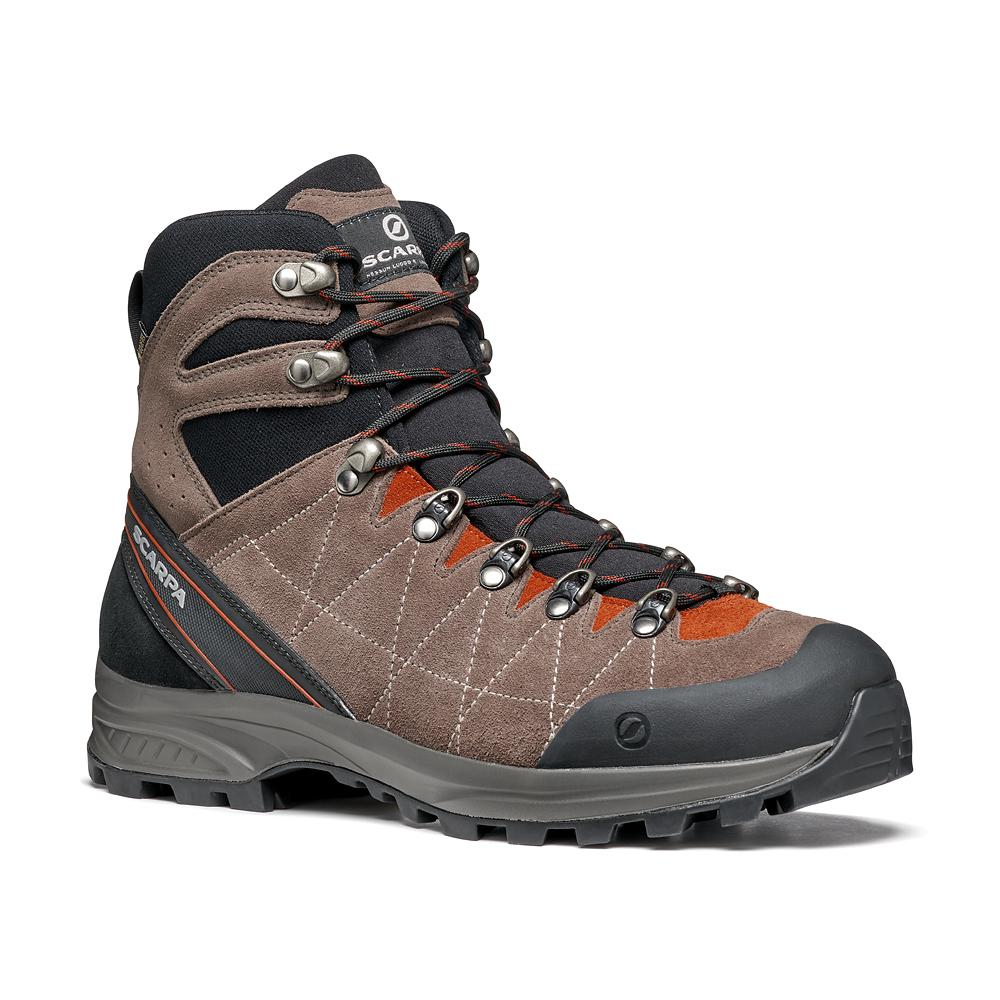R-EVO(LUTION) GTX   -   Trekking media difficoltà , camminate estive   -   Cigar-Rust