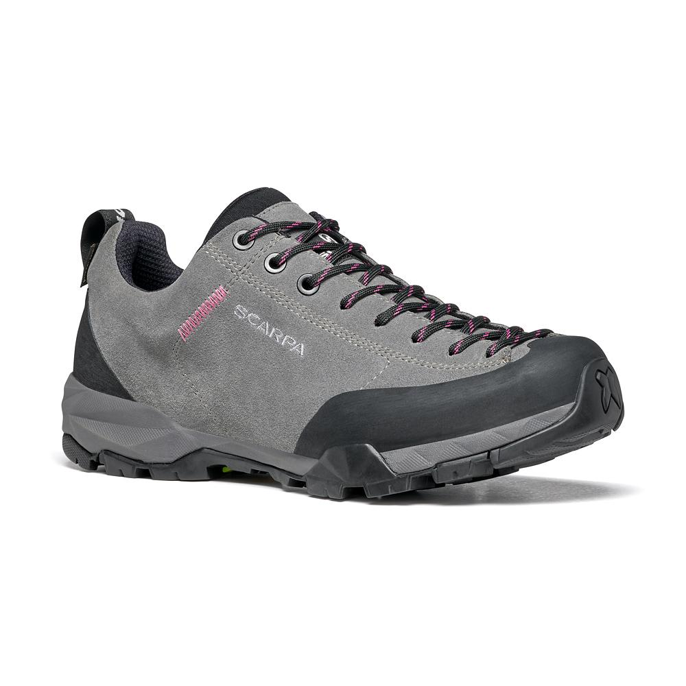 MOJITO TRAIL GTX WMN   -   For fast hikes with light backpacks, waterproof   -   Midgray