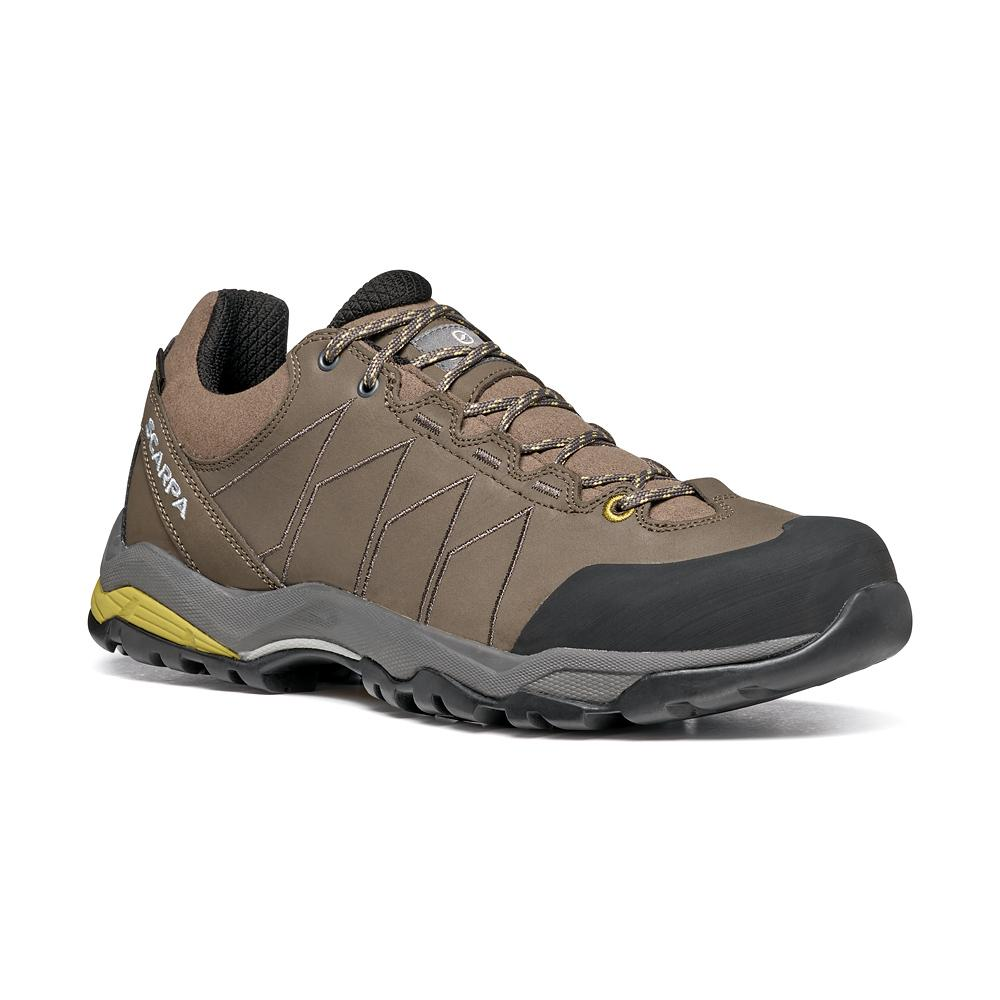 MORAINE PLUS GTX   -   Hikinh su terreni misti, lunghe camminate, Impermeabile   -   Charcoal-Sulphur Green