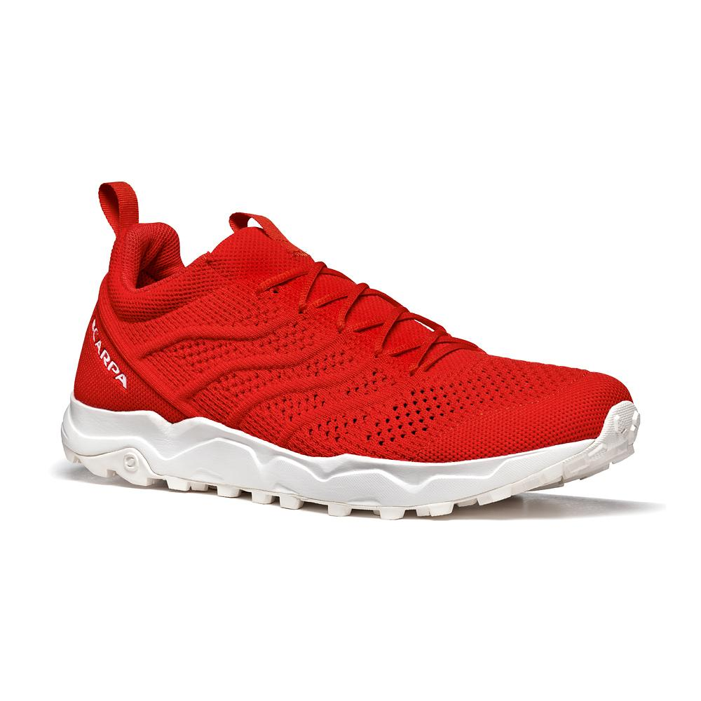 GECKO CITY   -   Sportswear uso quotidiano, leggera   -   Red