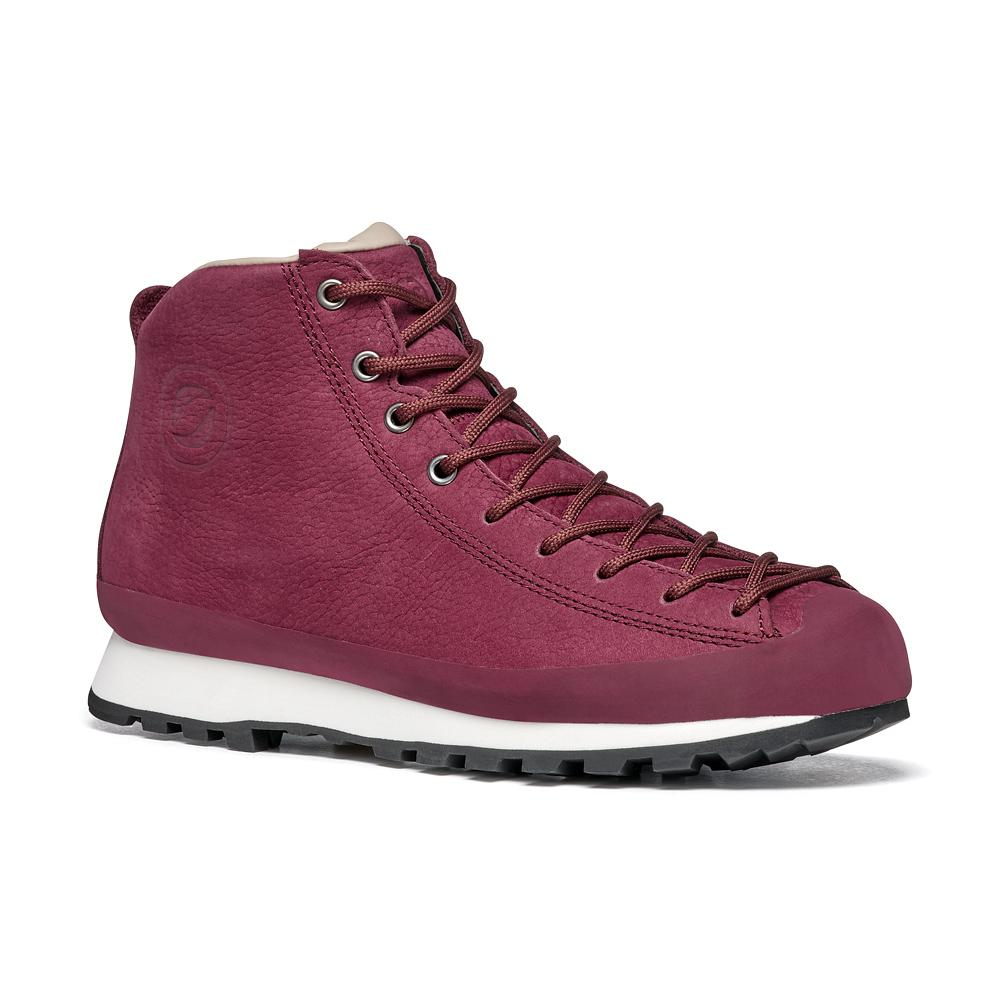 ZERO8   -    Free time footwear   -   Bordeaux (Nubuck)