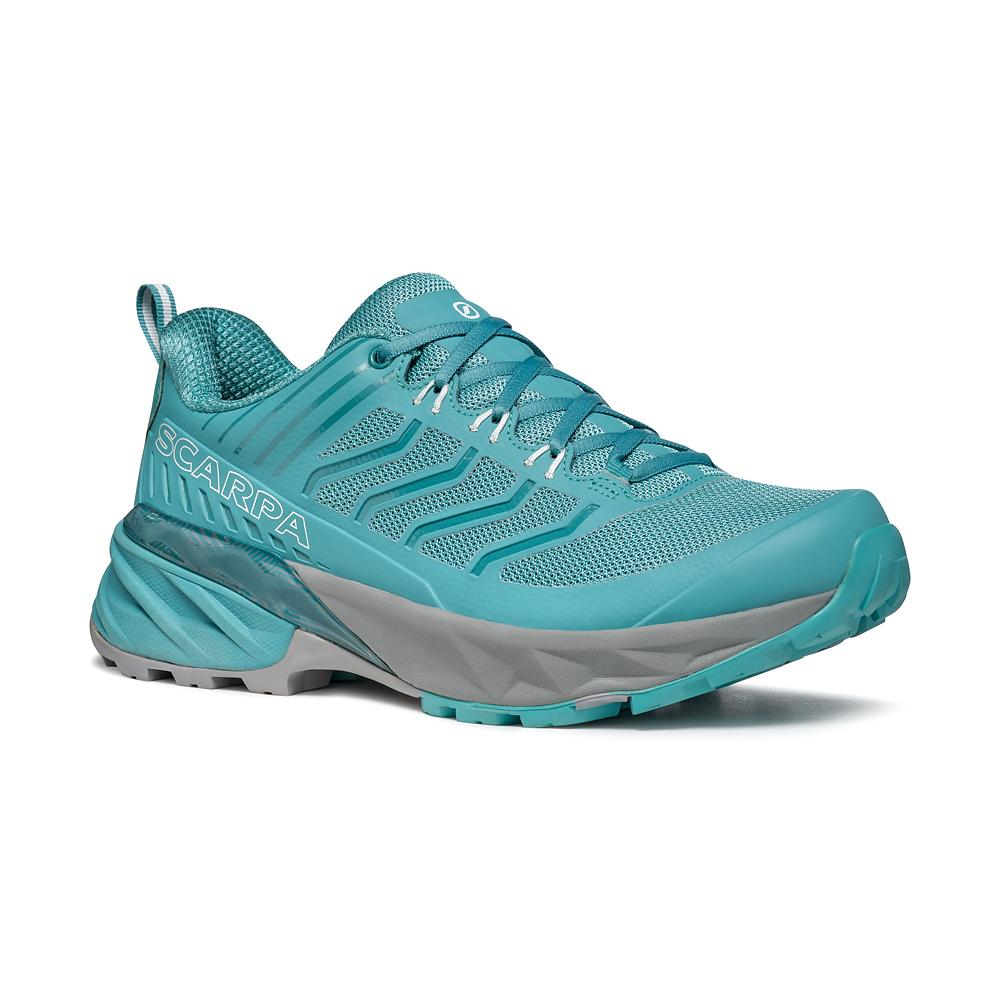 RUSH WOMAN  -   Multi-terrein fast hiking form medium and long distance  -  Aqua