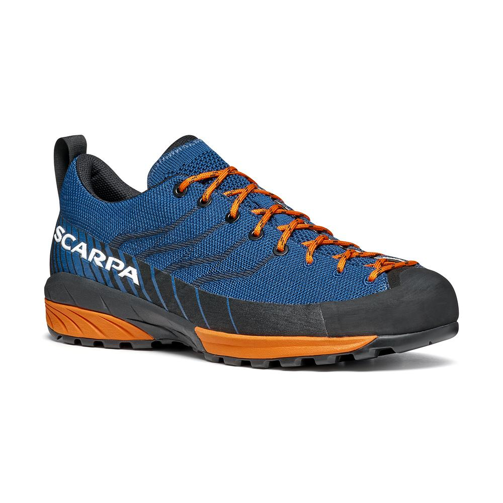 MESCALITO KN   -   Approach and Hiking in the summer  -   Blue-Orange
