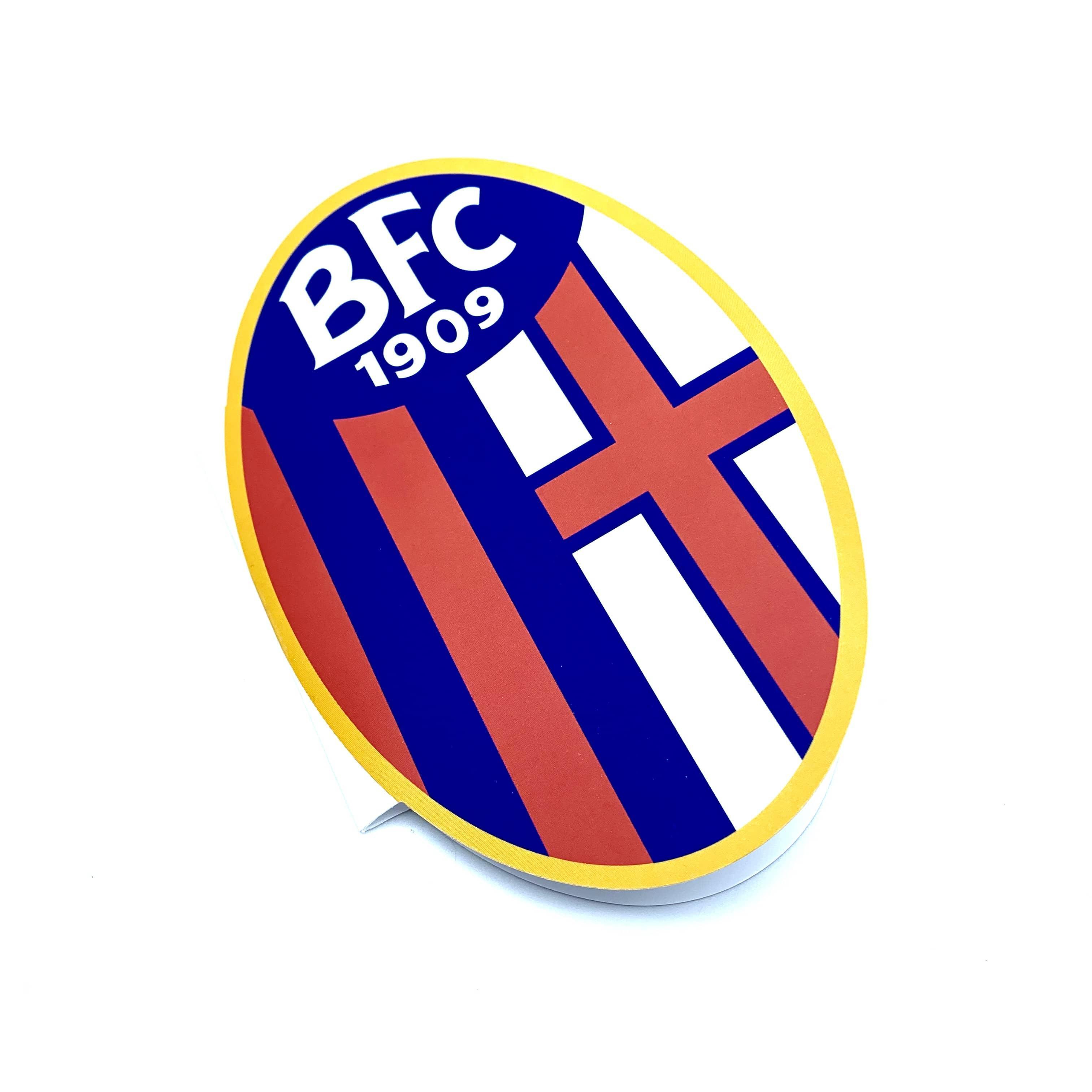 Bologna Fc BIGLIETTO AUGURI LOGO UFFICIALE ...