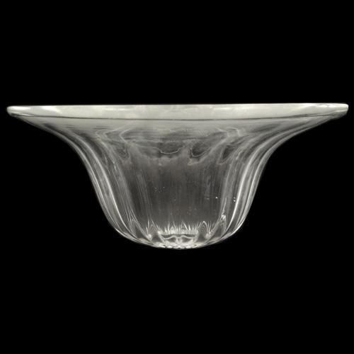 Tazza Ø18 cm ricambio Murano lampadari color cristallo trasparente