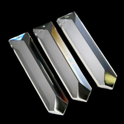 Losanga a punta 62 mm cristallo Asfour Pb 30% -Asfour 504-