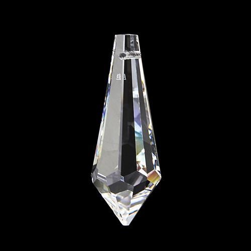 Pendente prisma Swarovski sfaccettato 38 mm cristallo - 8621