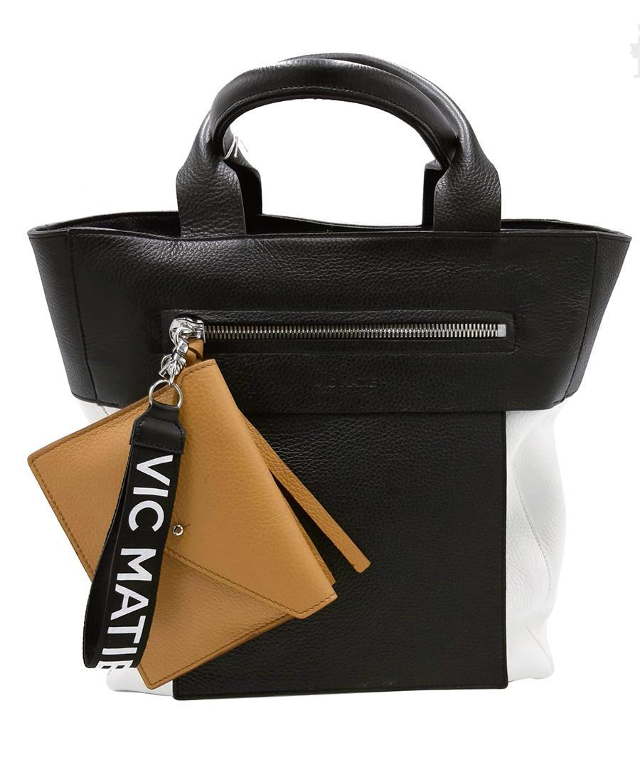 VIC MATIE' SHOPPING BAG