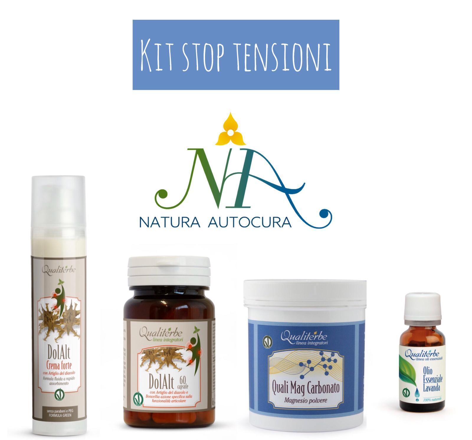 Kit Stop Tensione Per Gruppo Naturautocura