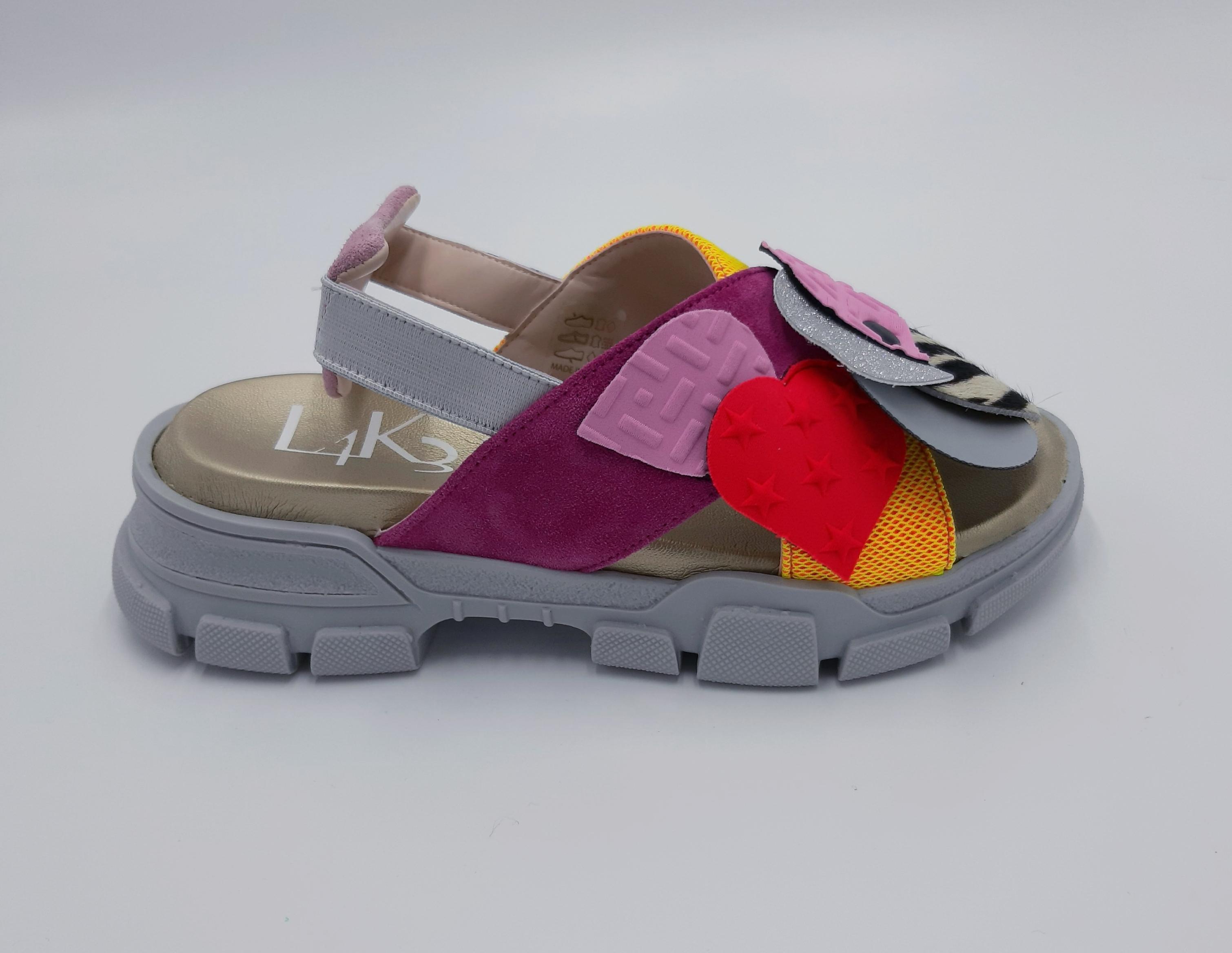 Sandalo trekking L4k3