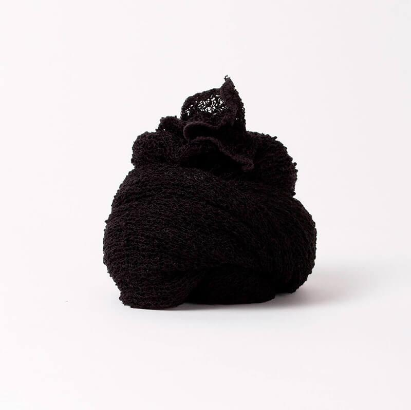 Ponchetto Nero | Poncho donna e coprispalle