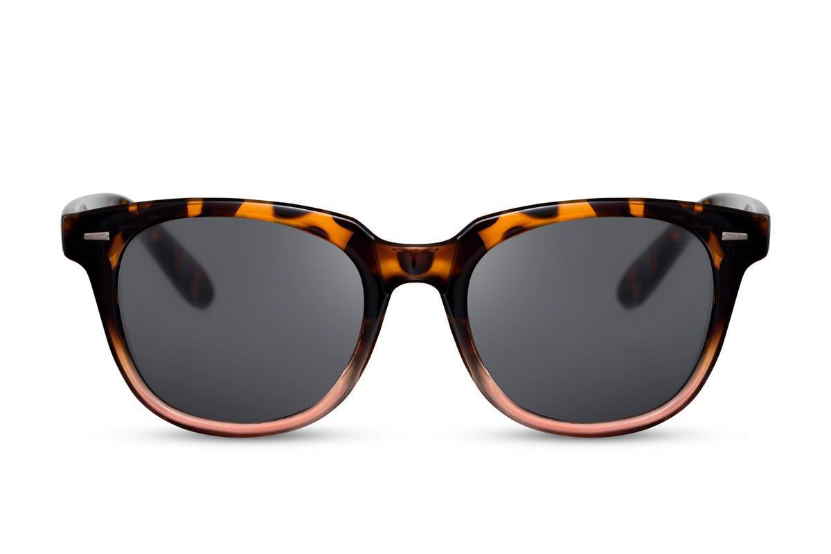 Unisex tortoiseshell sunglasses