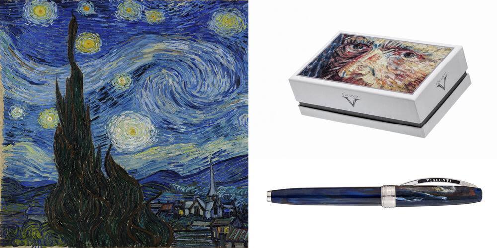 Penna stilografica Visconti Van Gogh