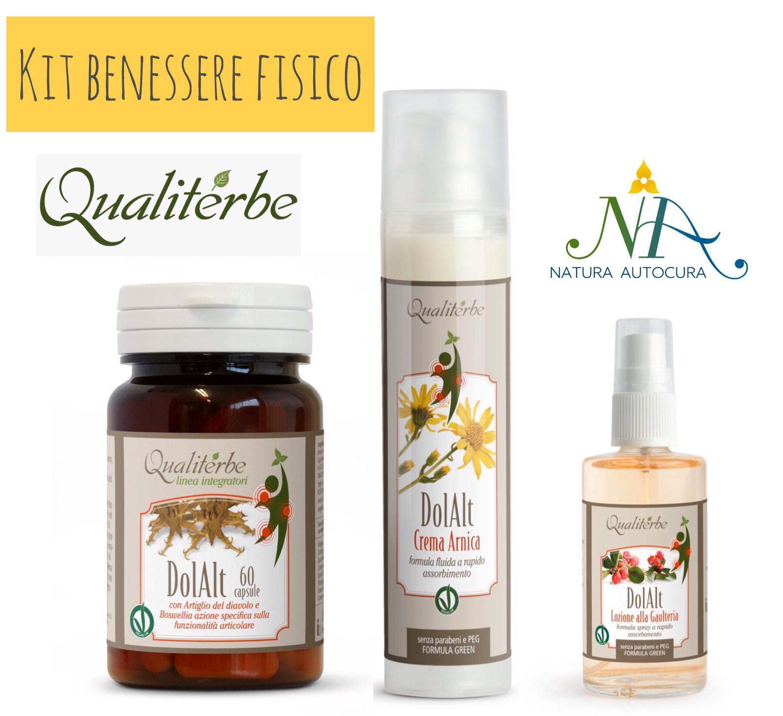 Kit Benessere Fisico Per Gruppo Naturautocura