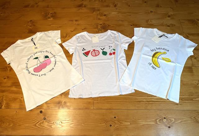 T-shirt Frutta Vicolo