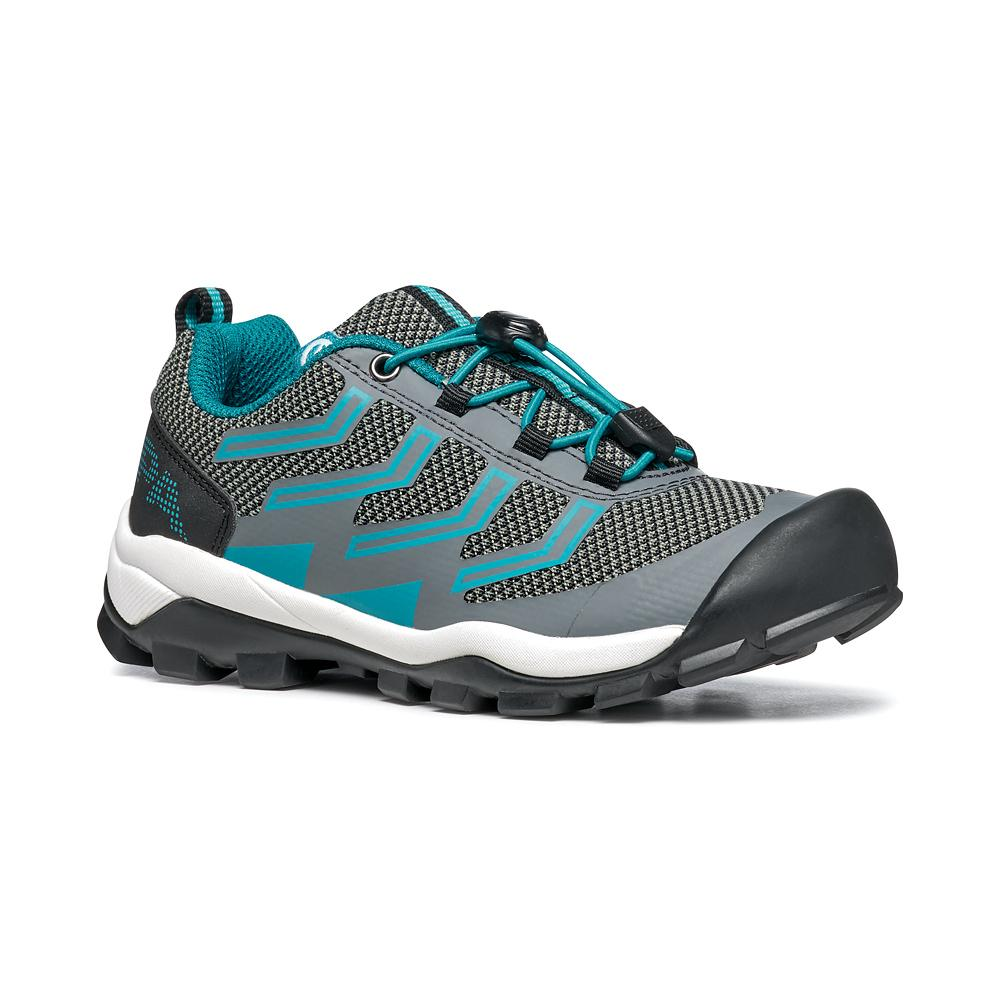 NEUTRON LACE KID   -   Trail Running e passeggiate   -  Gray-Ottanio