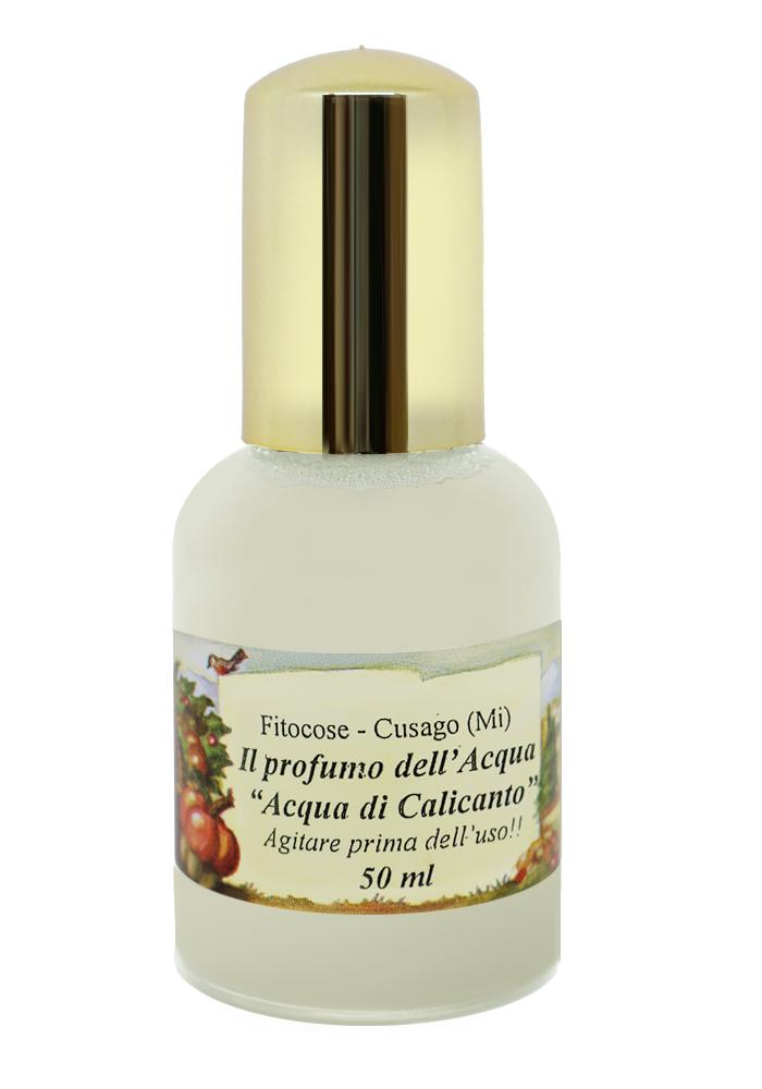 Natural calico scented water | Organic fragrance spray
