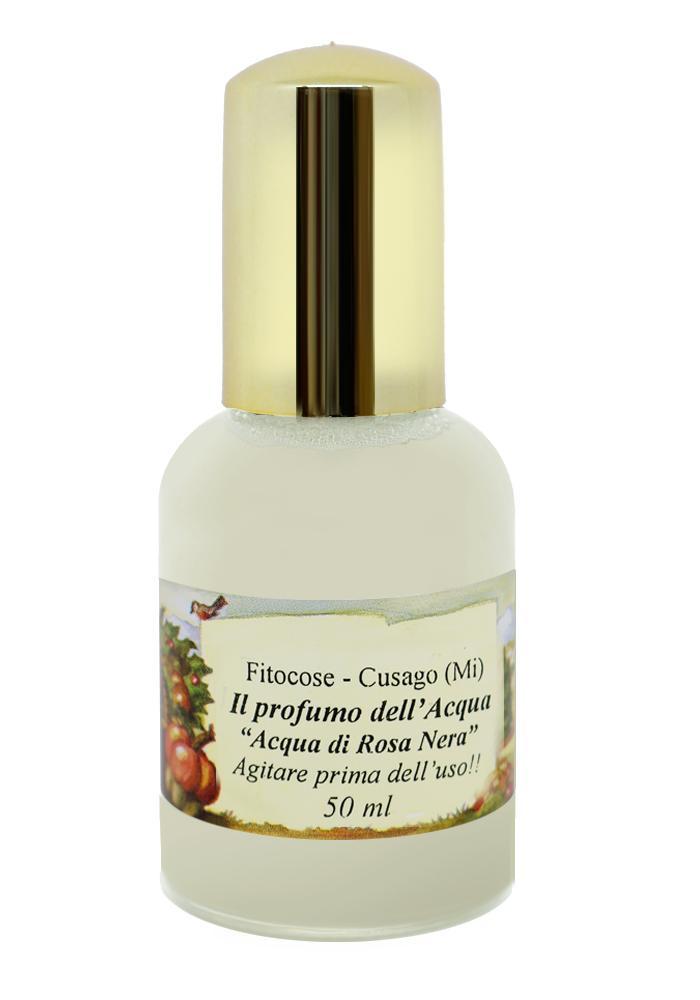 Black Rose scented water | Organic perfumes online