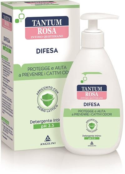 TANTUM ROSA INTIMO QUOTIDIANO 200 ML - DIFESA DETERGENTE INTIMO PH 3,5