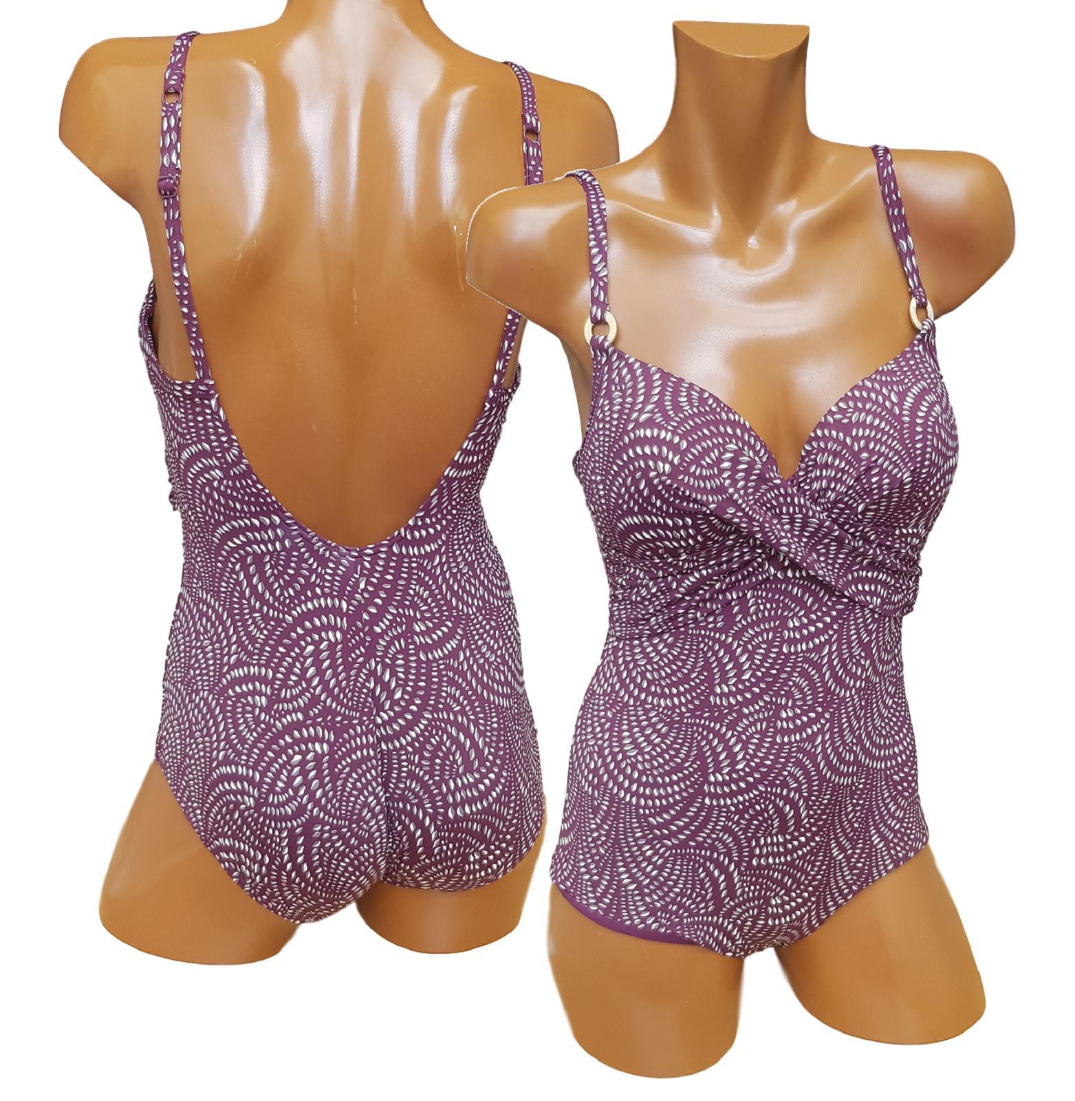 Costume bagno intero Donna coppe con ferretto TRIUMPH Venus Elegance 18 OWP PT