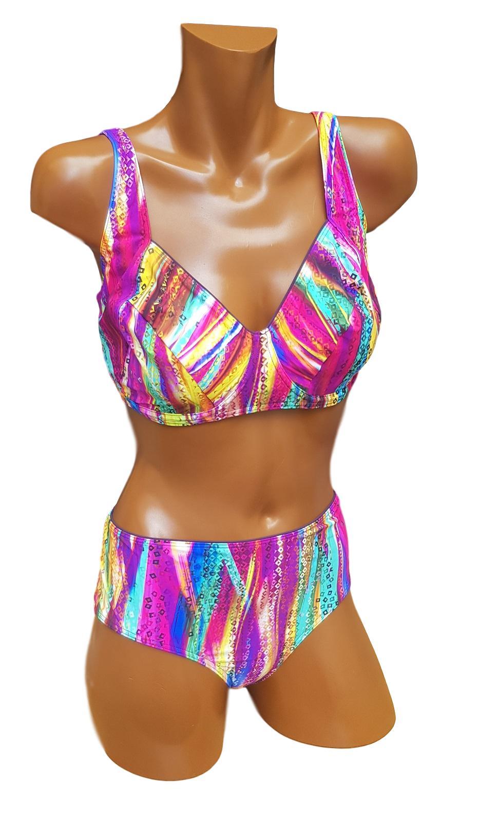 Costume bagno Bikini con ferretto, 2 pezzi mare Donna TRIUMPH Sunset Party TW