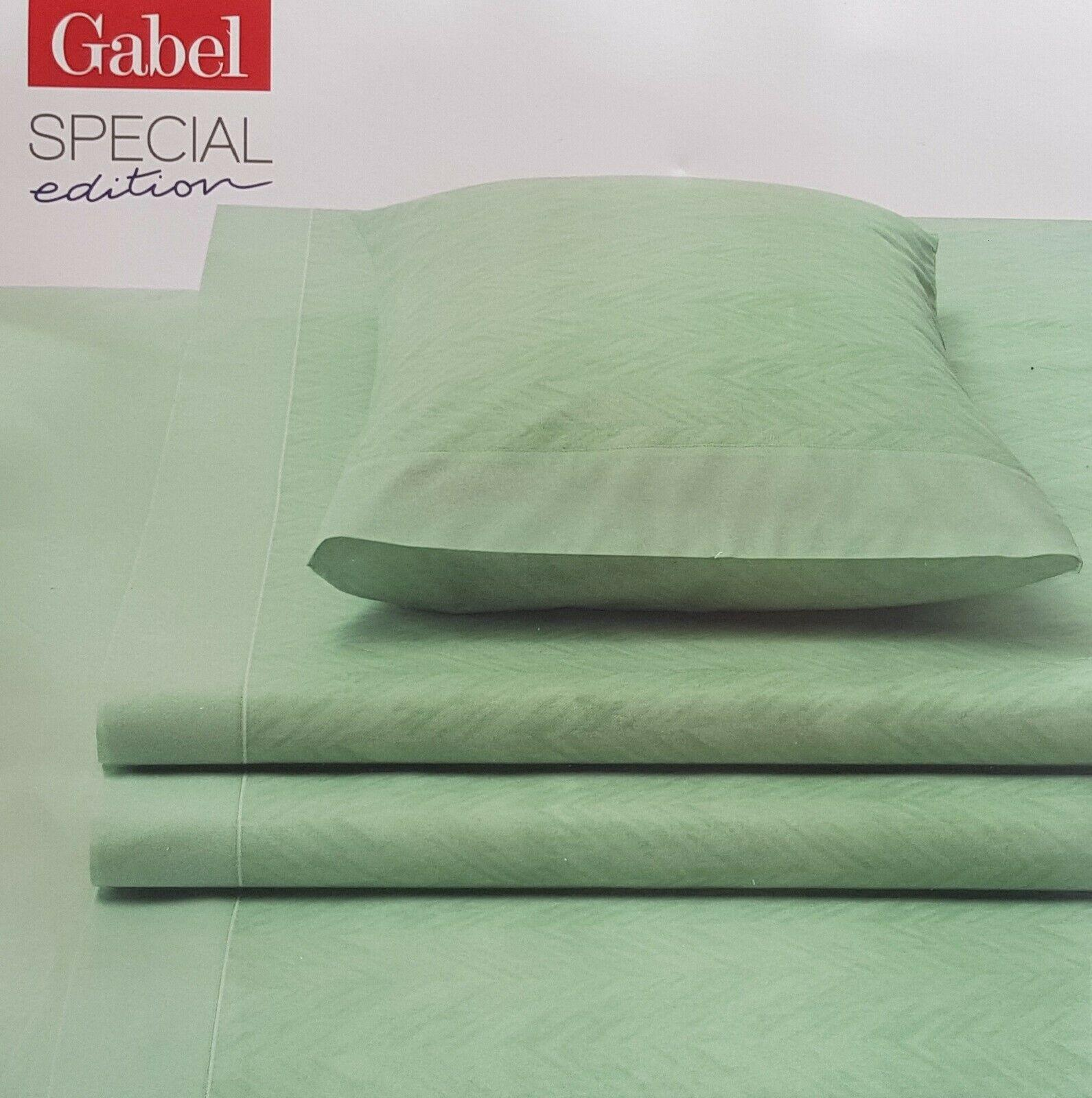 Lenzuola Completo letto Madapolam in Cotone GABEL, CAYMAN Matrimoniale, 2 piazze