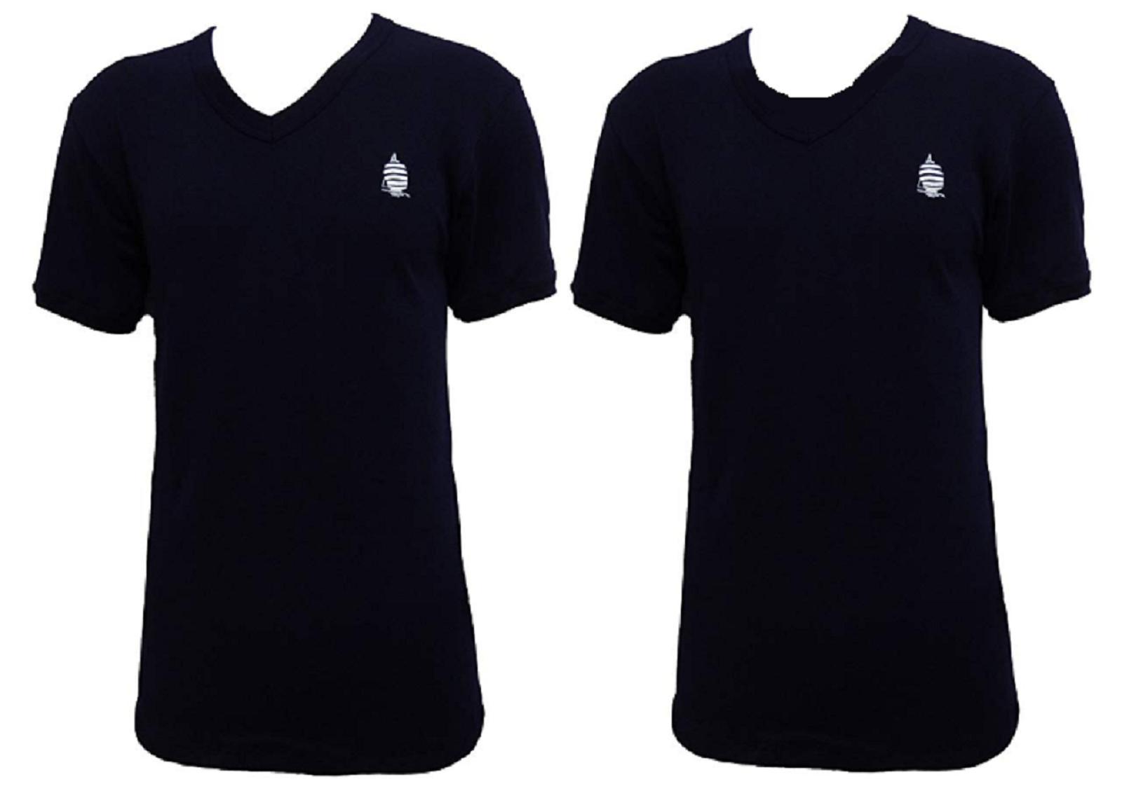 T-Shirt Maglietta Caldo Cotone mezza Manica corta Uomo MARINA YATCHING Intimo