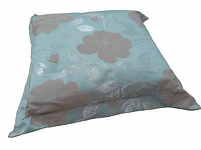 FEDI - FANTASY. Cuscino arredo decorativo - 45x45. Cotone satinato. Volant.