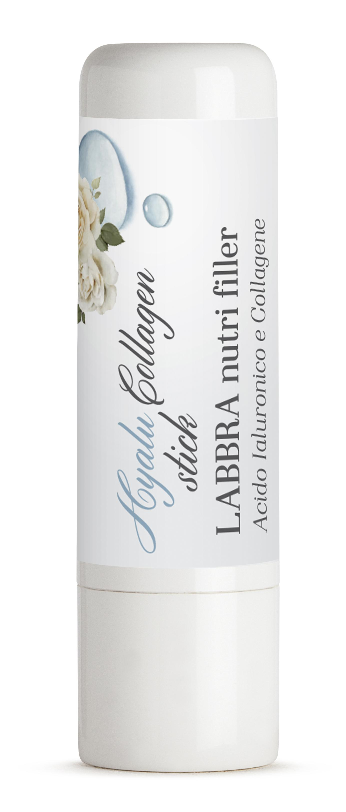 Hyalu Collagen Stick Labbra Nutri Filler