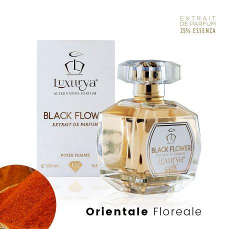 N° 152 - Black Flower
