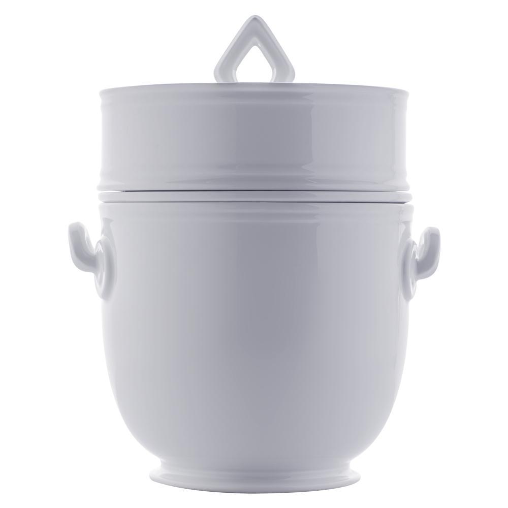 Rinfrescatoio vaso da giacio con anima Bianco