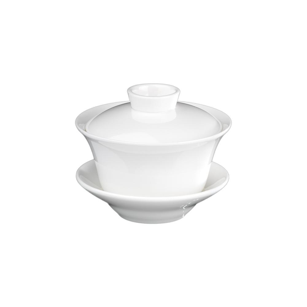 Tazza con coperchio e piattino cc 200/cm 10 | Asian Collection